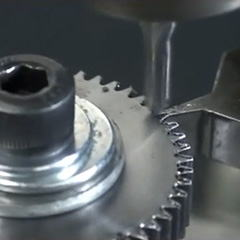 gear deburring